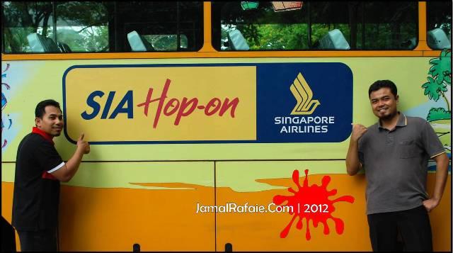 Lebih baik naik Hopping Bus dari naik kereta. Nak tahu kenapa?