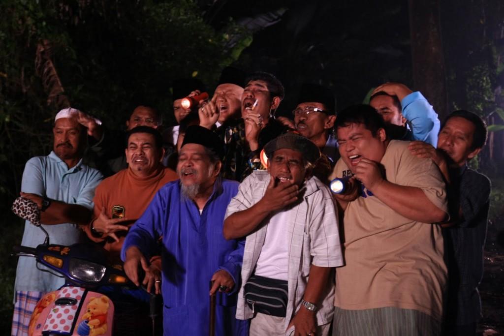 Salah satu babak dalam Hantu Kak Limah 2 - (Sumber : jomss.blogspot.com)