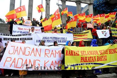 Wakil Rakyat jangan popular disaman oleh rakyat! - Gambar Hiasan