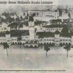 banjir kuala lumpur 1971