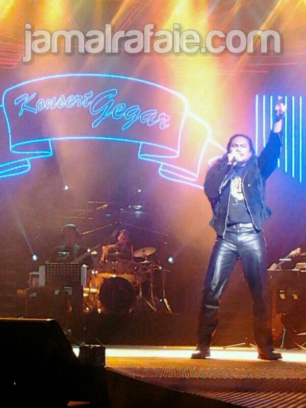 Ali Terrarossa nyanyi lagu BUNGA ANGKASA!