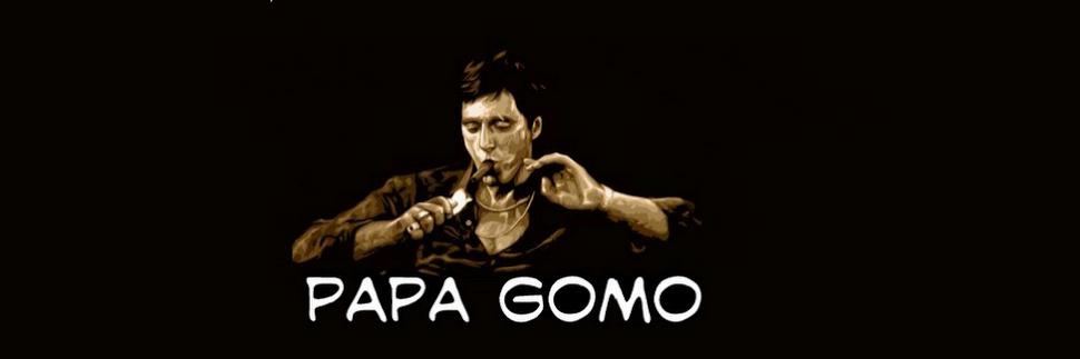 Blogger Papa Gomo : http://www.papagomo.com yang memaparkan imej iras Anwar Ibrahim