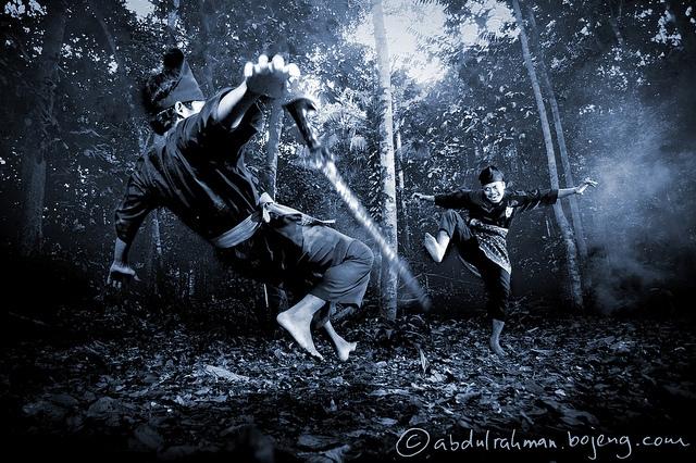 Tiada guna Melayu berlawan sesama sendiri : Kredit Gambar : AbdulRahman.gojeng.com