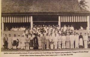 Perjuangan orang-orang dahulu benar-benar membawa perubahan besar - Sejarah UMNO ditubuhkan
